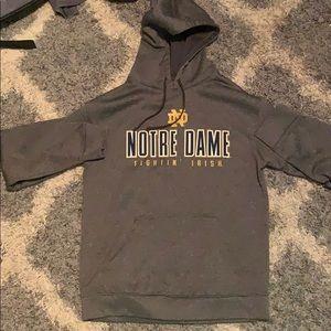 Notre Dame champion hoodie M